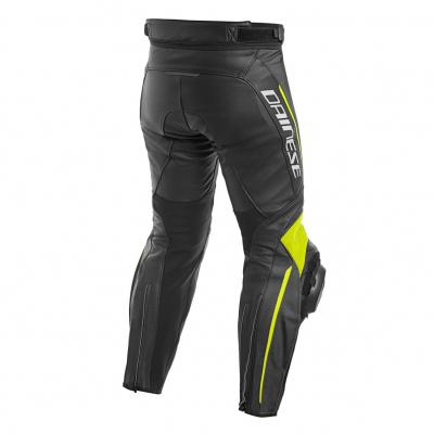 DAINESE kalhoty DELTA 3 black/black/fluo yellow