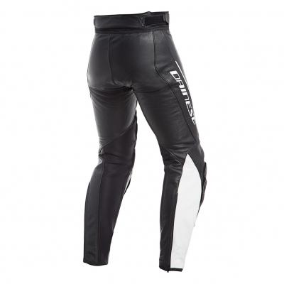 DAINESE kalhoty ASSEN LADY dámské black/white