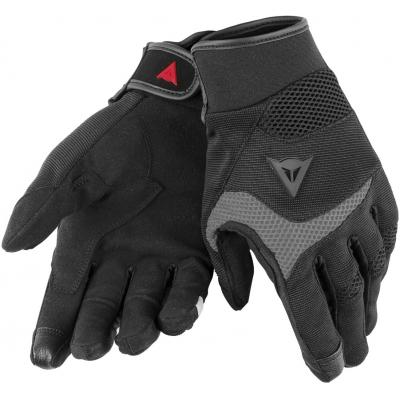 DAINESE rukavice DESERT POON D1 black/grey