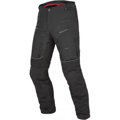DAINESE kalhoty D-EXPLORER GORE-TEX black/black/dark gull gray
