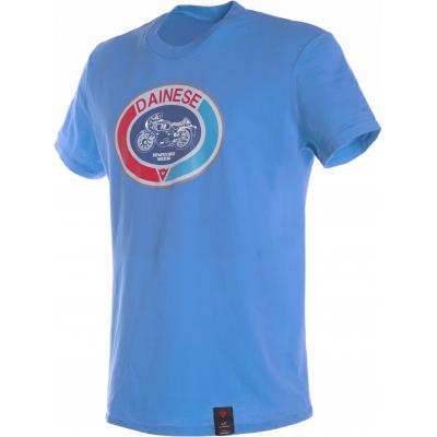 DAINESE triko MOTO72 blue aster