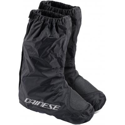DAINESE návleky na boty RAIN OVERBOOTS black