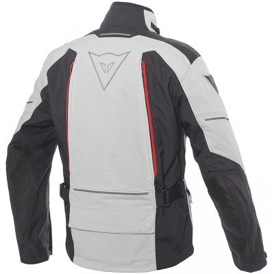 DAINESE bunda SANDSTORM GORE-TEX gray / black / red