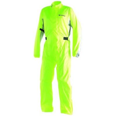 DAINESE kombinéza nepromok D-CRUST PLUS 1-dielna fluo yellow