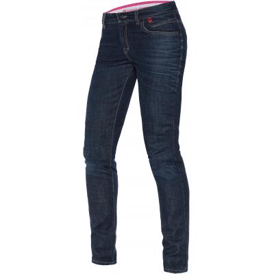 DAINESE kalhoty BELLEVILLE SLIM denim/scuro