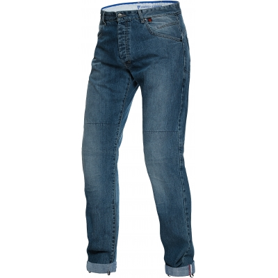 DAINESE kalhoty jean BONNEVILLE REGULAR medium denim