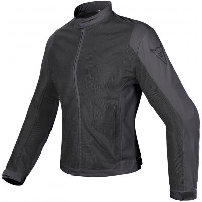 DAINESE bunda AIR FLUX D1 dámska black/black