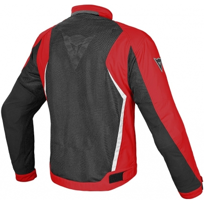 DAINESE bunda HYDRA FLUX D-DRY black/red/white