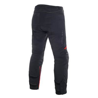 DAINESE nohavice CARVE MASTER 2 GORE-TEX black/red