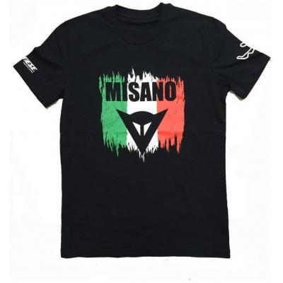 DAINESE triko MISANO D1 black