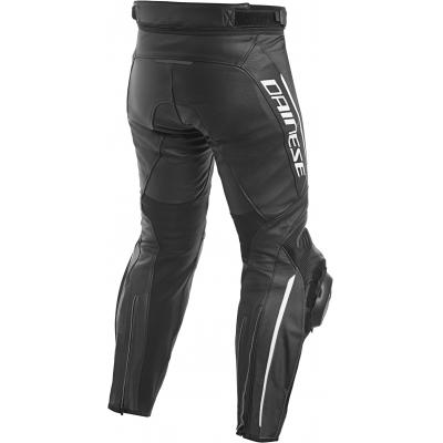 DAINESE kalhoty DELTA 3 Long black/black/white
