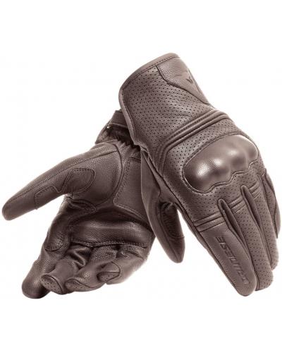 DAINESE rukavice CORBIN AIR dark-brown