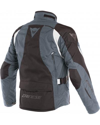 DAINESE bunda DOLOMITI GORE-TEX black/ebony/light-grey