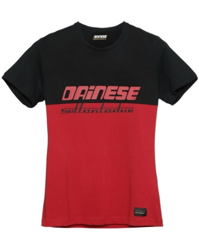 DAINESE triko DUNES LADY dámské red/anthracite