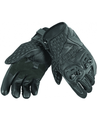 DAINESE rukavice AIR HERO black/black
