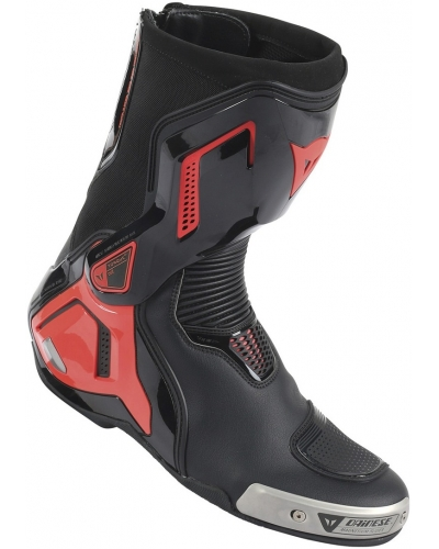 DAINESE topánky TORQUE D1 OUT black / fluo red