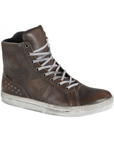 DAINESE topánky STREET ROCKER D-WP dark brown