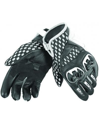DAINESE rukavice AIR HERO white/black