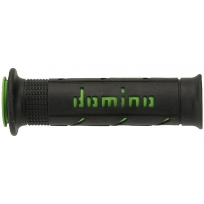 DOMINO rukojeti SOFT ROAD black/green