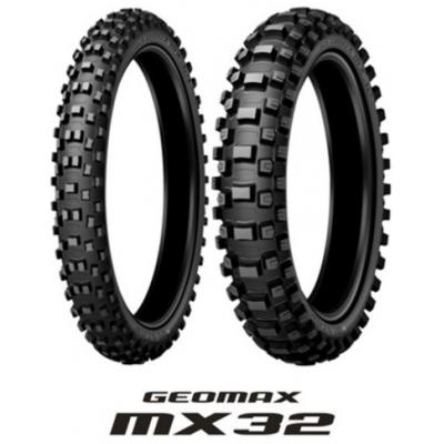 DUNLOP pneu GEOMAX MX32 - 100/90-19 TT