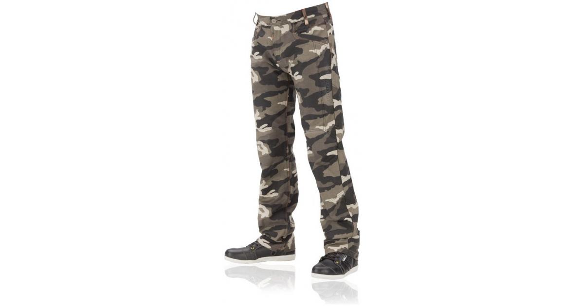 be9be083790 EVOLUTION kalhoty TP 2.81 pánské camo