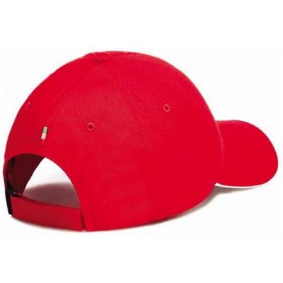 FERRARI kšiltovka CLASSIC red