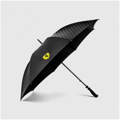 FERRARI dáždnik LARGE black