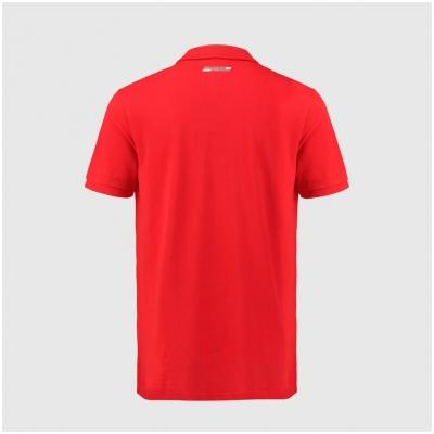 FERRARI polo triko SF CLASSIC red