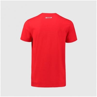 FERRARI triko CLASSIC red