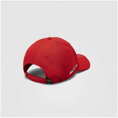 FERRARI kšiltovka SCUDETTO carbon red