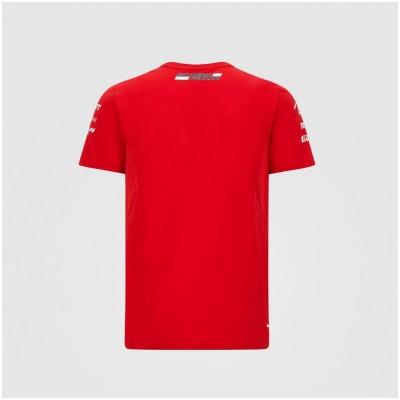 FERRARI triko TEAM 2020 red
