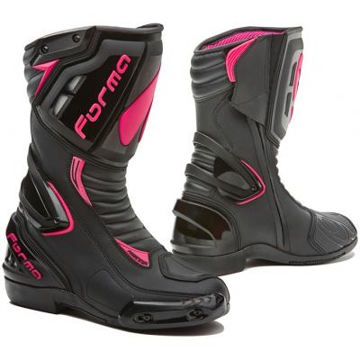 FORMA topánky FRECCIA dámske black/pink