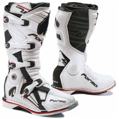 FORMA boty DOMINATOR COMP 2.0 white
