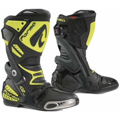 FORMA boty ICE PRO black/yellow fluo