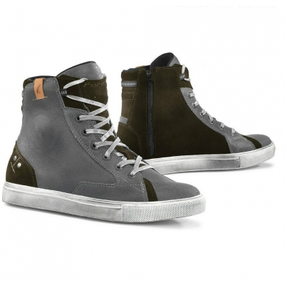 FORMA topánky SOUL grey/ brown
