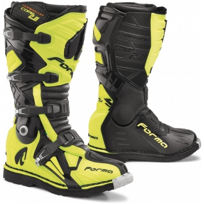 FORMA boty DOMINATOR COMP 2.0 black/yellow fluo