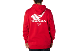 FOX mikina FOX HONDA dark red