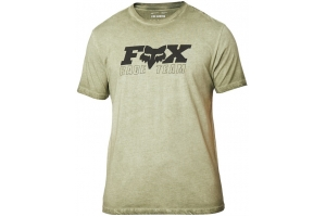 FOX triko RACE TEAM SS Premium olive green