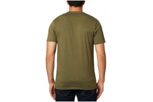 FOX triko OVERDRIVE SS Premium olive green