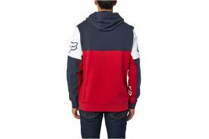 FOX mikina HONDA Fleece navy/red