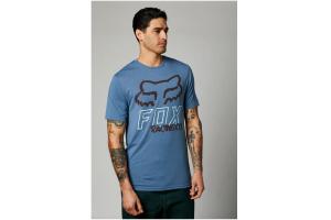 FOX triko HIGHTAIL Tech matte blue