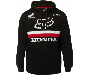 FOX mikina FOX HONDA black