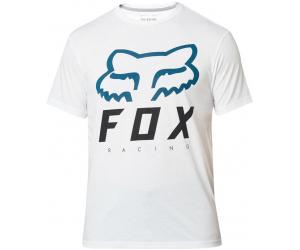 FOX tričko HERITAGE Forger SS Tech optic white