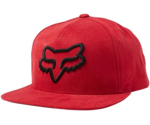 FOX šiltovka INSTILL red / black