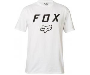 FOX triko LEGACY MOTH SS Premium optic white