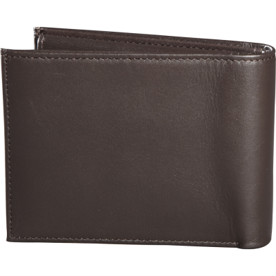 FOX peňaženka BIFOLD LEATHER brown