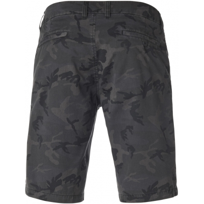 FOX kraťasy ESSEX Camo black camo
