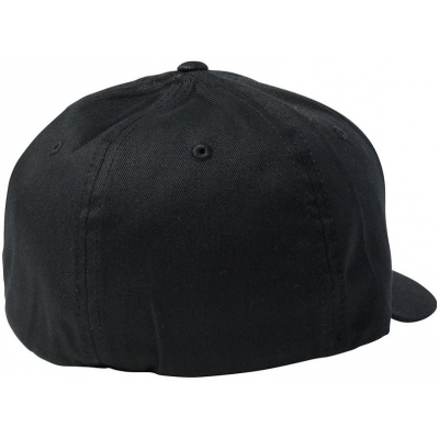 FOX kšiltovka EPICYCLE Flexfit black/blue
