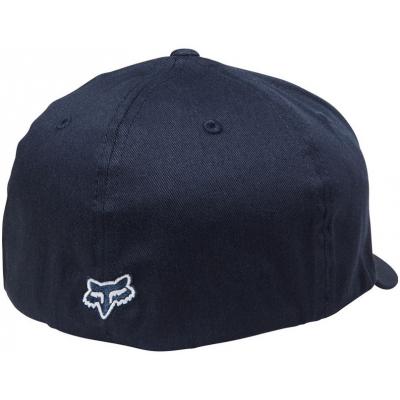 FOX šiltovka FLEX 45 Flexfit navy