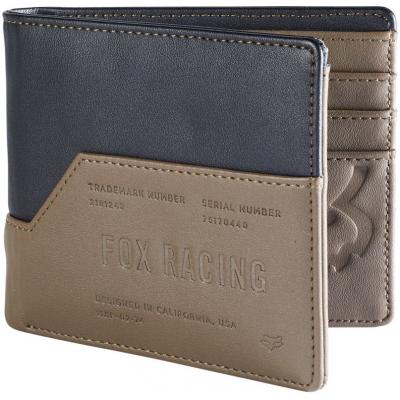 FOX peňaženka CORNER black
